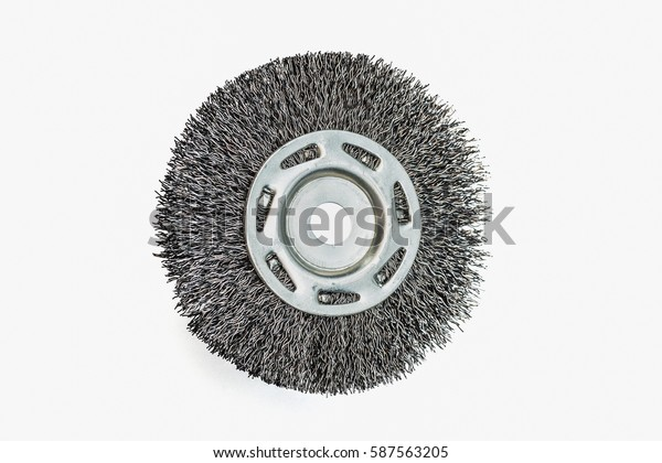 Fine Crimped Wire Bench Grinder Wheels Stack Stock Photo Edit Andrewgaddart Wooden Chair Designs For Living Room Andrewgaddartcom
