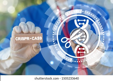 Crispr-cas9 biotechnology dna gene engineering and manipulation. Modern Innovative Healthcare. Crispr cas.