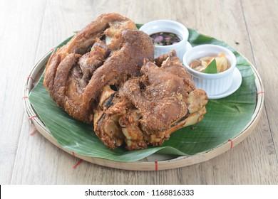 Crispy Pata Pork