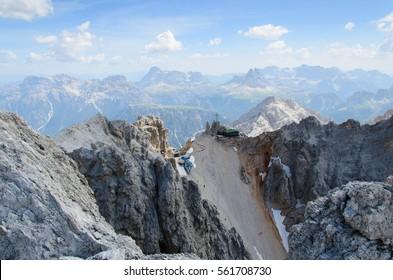 Cristallo, Summer Dolomites