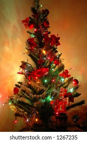 A Cristmas tree