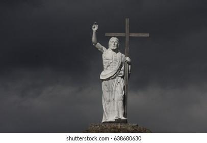 Cristo Christ statue
