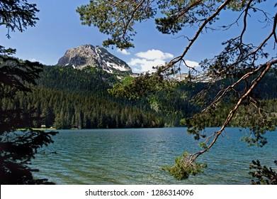 Crno Jezero (Black Lake), Durmitor Mountain Region, Montenegro