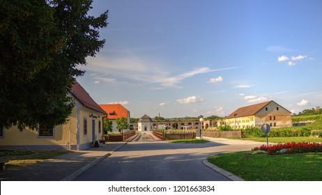 Croatia - The Fortress of Slavonski Brod (18th century)