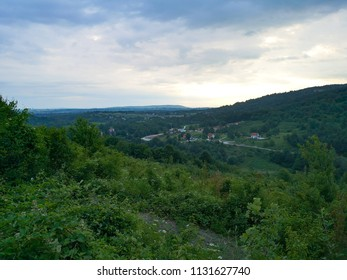 croatia green landscape