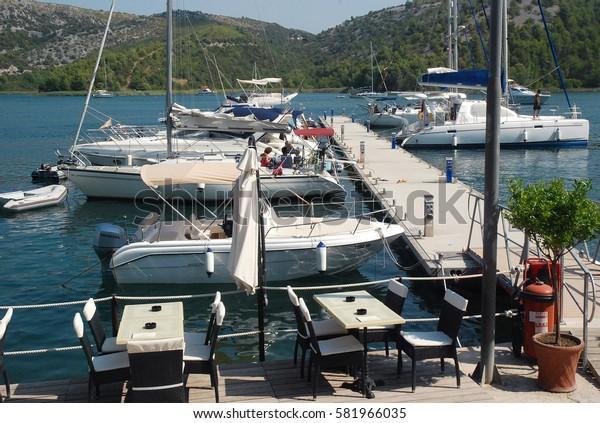 Croatia port