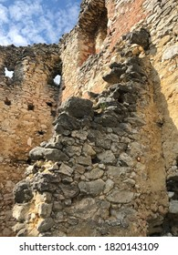 Croatia. Ruins of old ancient stone town