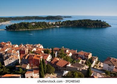 Croatian islands, Istria, Rovinj