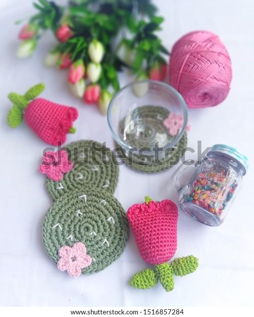4 Amazing Crochet Cactus Patterns - Crochet Kingdom   620x497