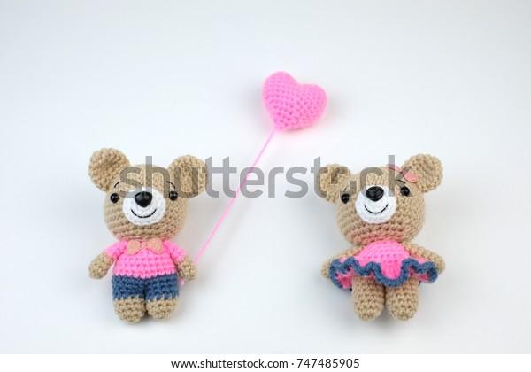 Crochet Teddy Bear Applique - Repeat Crafter Me | 420x600
