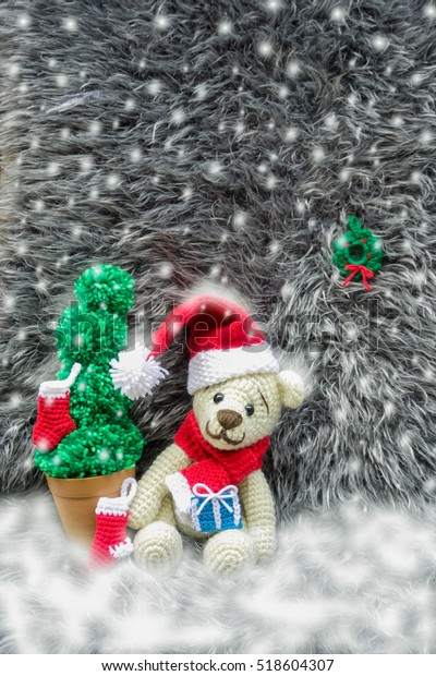 Gorgeous Cuddle Me Bears and Christmas... - Amigurumi Today - Free ... | 620x400