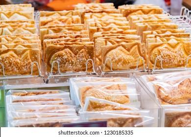 Croissant Taiyaki of temple festival