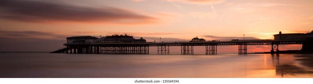 Cromer Pier at Dawn