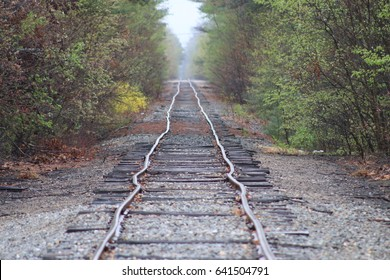Crooked railway