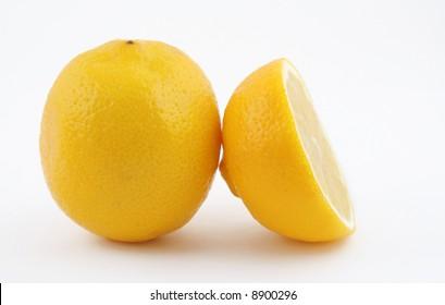 Crop and full - lemon