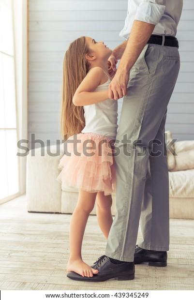 Mädchen Füße küssen Mädchen Einem Mädchen