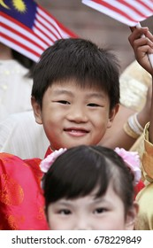Cropped photo of Chinese boy