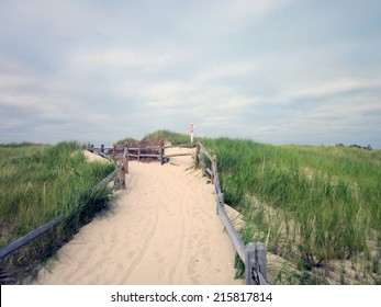 Crosby Lane Beach, Brewster, Massachusetts (Cape Cod)