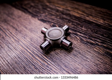 Cross of the cardan. Joint cross