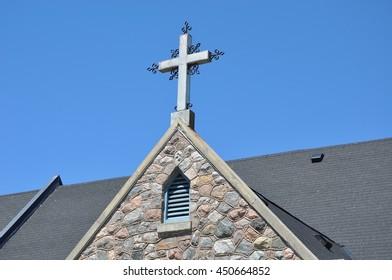 Cross of the church