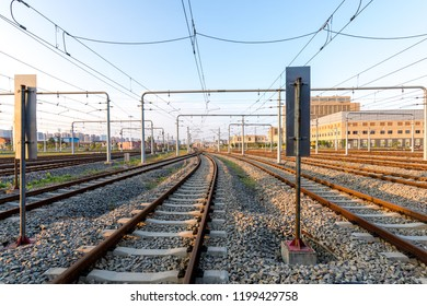 Cross railway line