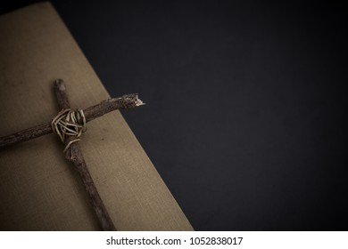 cross with religion background