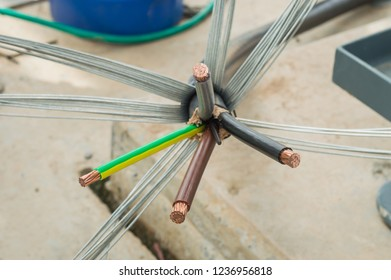Thick Wire Images Stock Photos Vectors Shutterstock