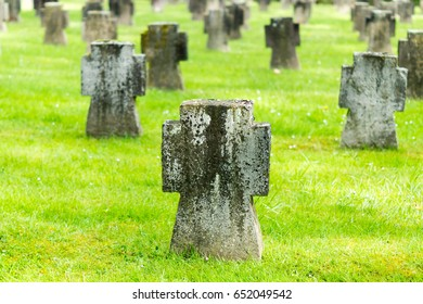 Crosses on Graveyard