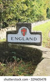 Crossing the Coldstream bridge into England from Scotland