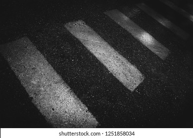 crosswalk on the road background