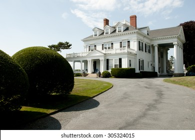 Crossways Mansion - Newport - Rhode Island