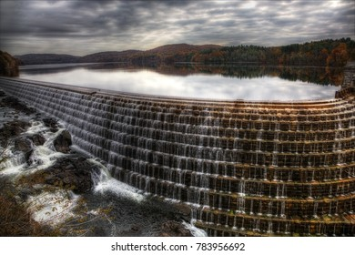 The Croton Falls Reservoir is a small reservoir in the Putnam County, New York townships of Carmel, and Southeast, roughly 50 miles north of New York City.