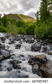 Crow Creek in Alaska
