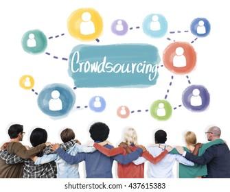 Crowdsourcing Collaboration Information Content Concept