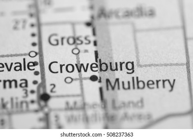 Croweburg. Kansas. USA.