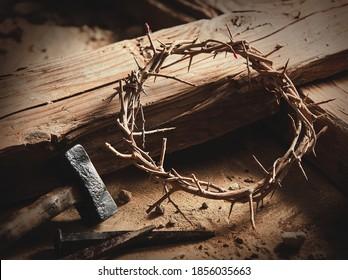 Crown of Christ Jesus nde inlusta a crown of thorns