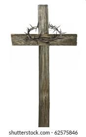 Wooden Cross Images Stock Photos Vectors Shutterstock