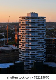 Croydon Cityscape, also covering areas of South East London