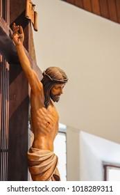 crucifix of Jesus Christ