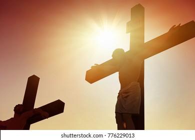 Kreuzung von Jesus-Christ