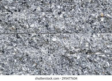 crude limestone brick tile wall background texture