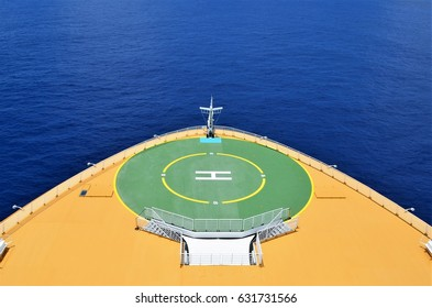 Cruise Ship Helipad