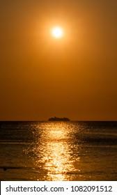 Cruise Ship Roatan Island, Honduras