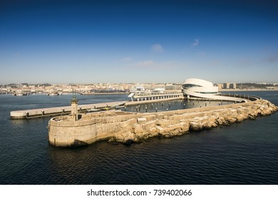 Cruise Terminal Port Leixoes Matosinhos City Stock Photo Edit Now 739402066