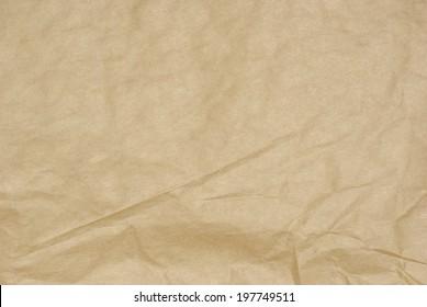 Crumbled grunge vintage old paper
