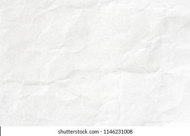 Crumpled Grey paper texture