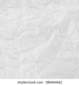 Crumpled paper background or texture.