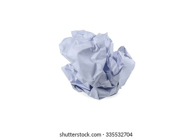 The Crumpled Paper Ball