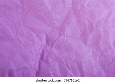 crumpled paper on the desk