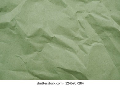 Crumpled paper texture background